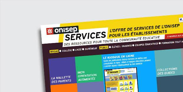 Onisep Services