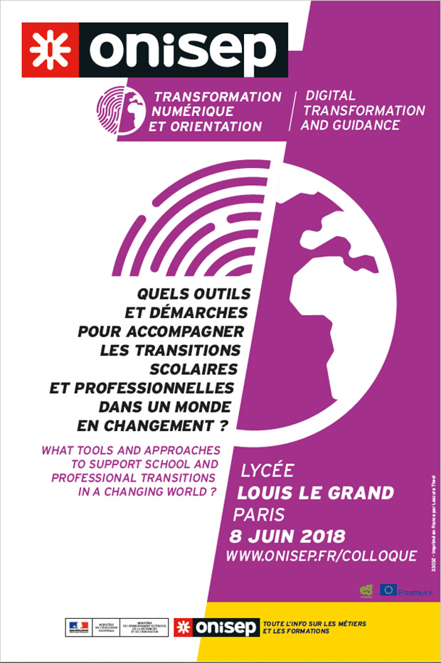 affiche colloque international onisep
