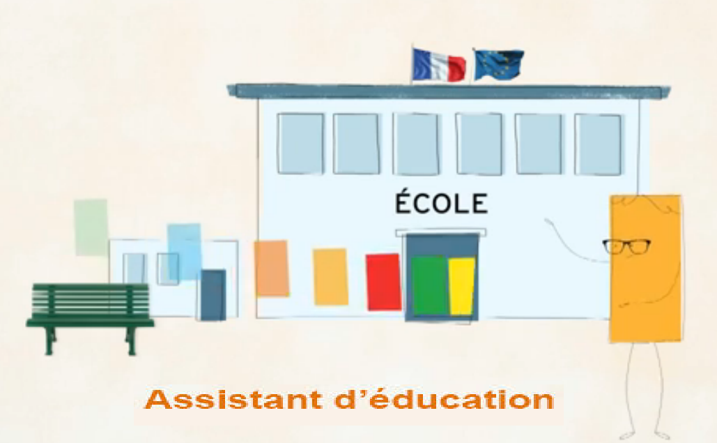 L'assistant d'éducation