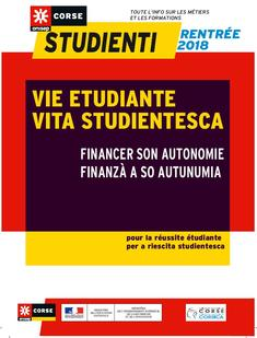 Couverture Guide Studienti Aides Sociales 2018