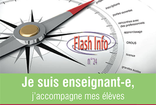 Flash Info 24 - Je ss enseignant