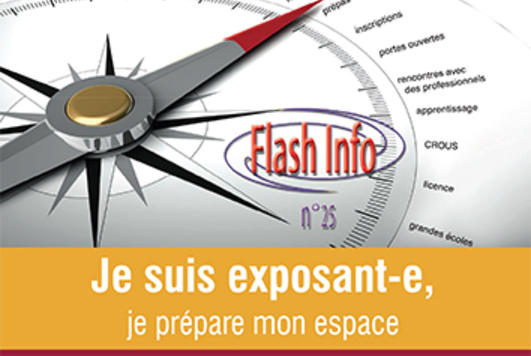 Flash Info 25 - Je ss exposant