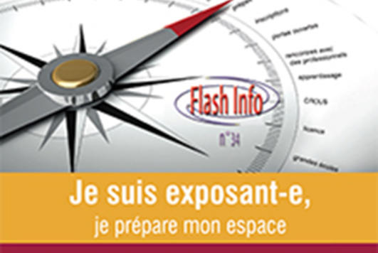 Flash Info 34 - Je ss exposant