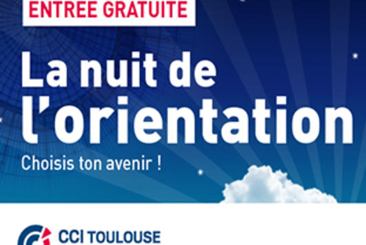Nuit de l'orientation 2020 - home