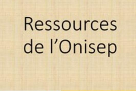 home ressources onisep