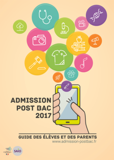 Guide admission Post-Bac 2017 Nantes